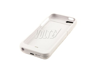 Power Case для iPhone 5/5C/5S 2200 mAh (2000 mAh) белый (BSS-105)