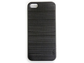 Накладка Titanium iPhone 5 black (черная)