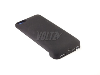 Power Case для iPhone 5/5S 2200 mAh (1900 mAh) черный (BSS-102)