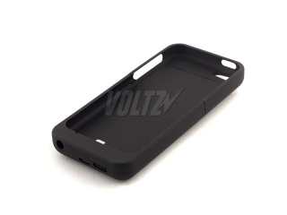 Power Case для iPhone 5/5C/5S 2200 mAh (2000 mAh) черный (BSS-105)